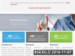 Miniaturka domeny msservices.pl