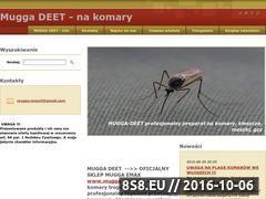Miniaturka domeny www.mugga.webnode.com