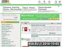 Miniaturka domeny muku.pl