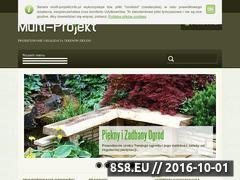 Miniaturka domeny www.multi-projekt.info.pl