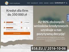Miniaturka domeny www.multiinicjatywa.pl