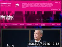 Miniaturka domeny www.multikinomedia.pl