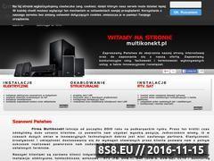 Miniaturka domeny www.multikonekt.pl
