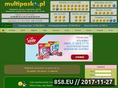 Miniaturka domeny www.multipasko.pl