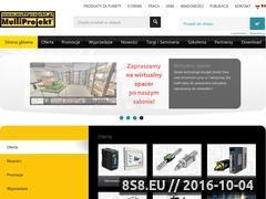 Miniaturka domeny www.multiprojekt.pl