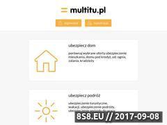 Miniaturka domeny multitu.pl