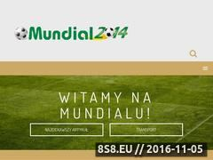 Miniaturka domeny mundial2014.net.pl
