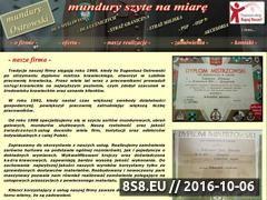 Miniaturka domeny munduryostrowski.pl