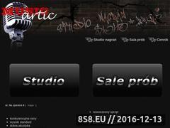 Miniaturka domeny musicartic.pl