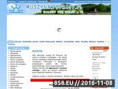 Miniaturka domeny muszyna.popracy.pl