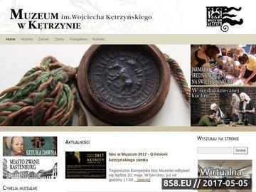 Zrzut strony Muzeum W.KĘTRZYŃSKIEGO