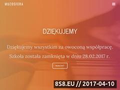 Miniaturka domeny muzosfera.edu.pl