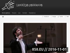 Miniaturka domeny www.muzyka-jazzowa.pl