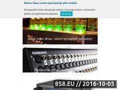Miniaturka domeny www.muzyka-tech.pl