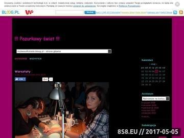 Zrzut strony Profesjonalna stylizacja paznokci, żelowe, tipsy, akryl - Rzeszów, Jasło