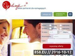 Miniaturka domeny mydwoje.pl