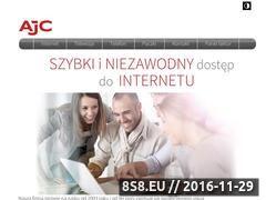 Miniaturka MyFon.pl Telefonia internetowa (www.myfon.pl)