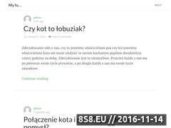 Miniaturka domeny myforce.pl