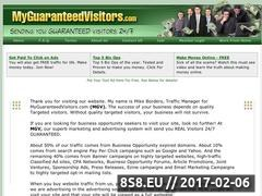 Thumbnail of Get Website Visitors Website