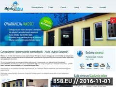 Miniaturka domeny www.myjniazklasa.pl