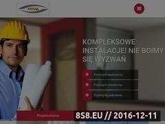Miniaturka domeny www.mysak.pl