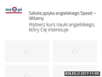 Zrzut strony Native speaker Wrocław