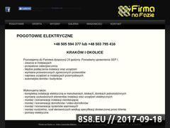 Miniaturka domeny www.na-fazie.pl