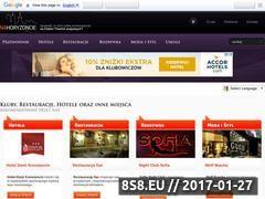 Miniaturka domeny www.na-horyzoncie.pl