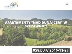 Miniaturka Apartamenty 'Nad Dunajcem' w Szczawnicy (www.naddunajcem.com)
