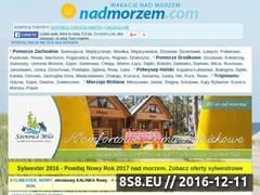 Miniaturka domeny nadmorzem.com