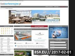 Miniaturka domeny www.nadmorzem.salekonferencyjne.pl