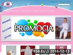 Miniaturka domeny www.nadrexchrzest.pl