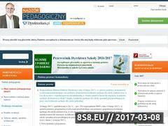 Miniaturka domeny www.nadzor-pedagogiczny.pl