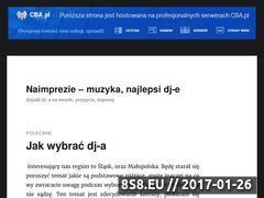 Miniaturka domeny naimprezie.cba.pl