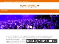 Miniaturka domeny www.najlepszaimpreza.pl