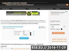 Miniaturka domeny najlepsze-lokaty.com.pl