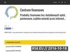 Miniaturka domeny najlepszeporownanie.pl