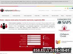 Miniaturka Master of business administration (www.najlepszestudia.edu.pl)