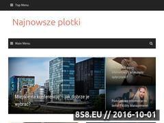 Miniaturka domeny najnowszeplotki.pl