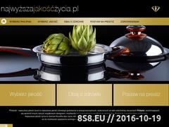 Miniaturka domeny najwyzszajakosczycia.pl