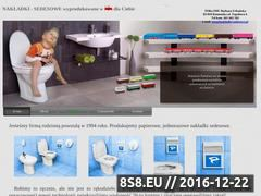 Miniaturka domeny nakladki-sedesowe.pl