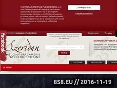 Miniaturka domeny www.naklejki-szeridan.pl