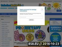 Miniaturka domeny www.naklejkimotywacyjne.pl