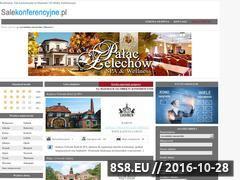 Miniaturka domeny www.namazurach.salekonferencyjne.pl