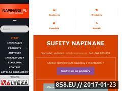 Miniaturka domeny napinane.pl