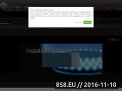 Miniaturka domeny www.naprawa-piecow.pl