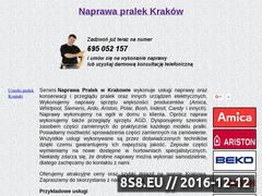 Miniaturka domeny naprawa-pralek-krakow.biz