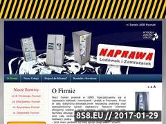 Miniaturka domeny www.naprawalodowek.net