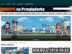 Miniaturka domeny naprzegladarkegry.com.pl