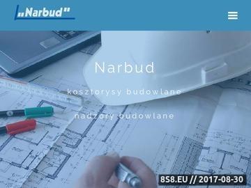 Zrzut strony Kosztorysy budowlane Nowy Sącz